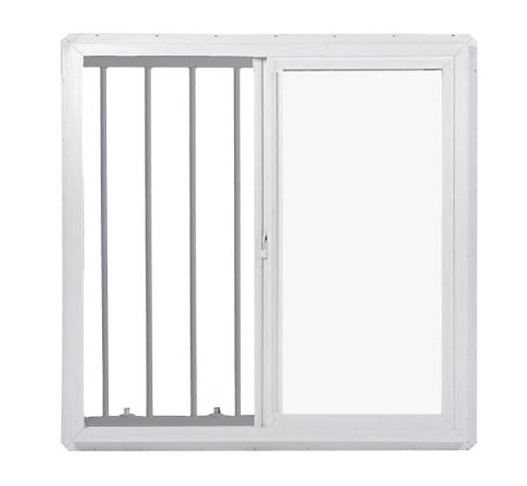 Profain venta de rejas para ventanas y puertas a medida for Seguridad ventanas correderas